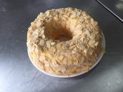 檸檬巧克力天使蛋糕