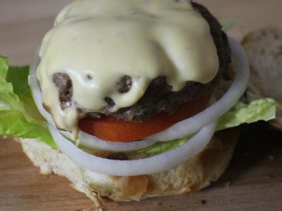 起司牛肉漢堡