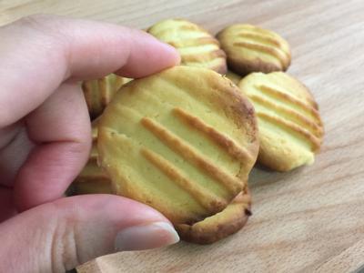 酸甜檸檬餅乾