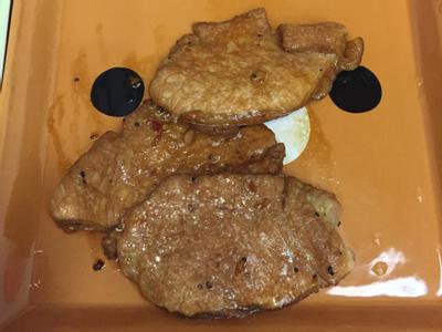 簡易香煎豬排-新手上菜