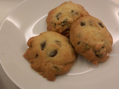 巧克力豆餅乾(約30片)