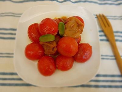 梅子蜜蕃茄