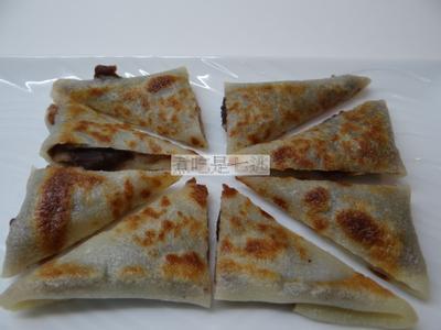 豆沙煎鍋餅