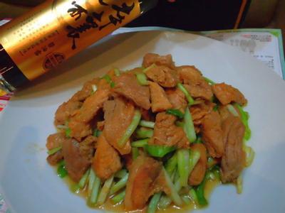京醬豬韭黃【淬釀手路菜】