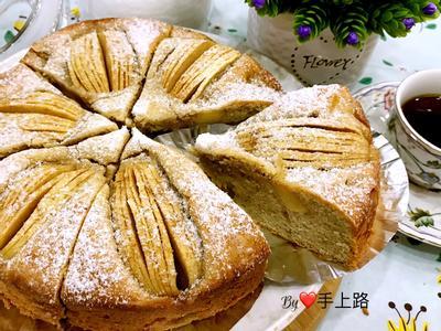 🍎🍏肉桂蘋果蛋糕🍎🍏(7吋)