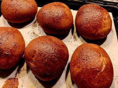 (Kneader版)咖椰醬巧克力麵包