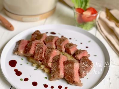 3步驟 餐廳級牛排