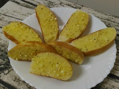 奶油香蒜法國麵包