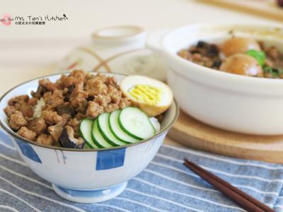香菇瓜仔肉燥~ 古早味好味道簡單做