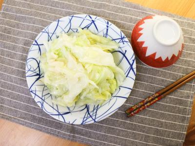 椰子油料理(二) 蒜炒高麗菜