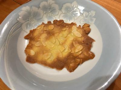 「烤箱點心」杏仁瓦片