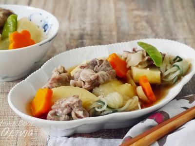 馬鈴薯燉肉♡電鍋小廚娘