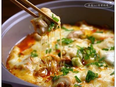 韓式起司辣炒雞(一鍋到底)
