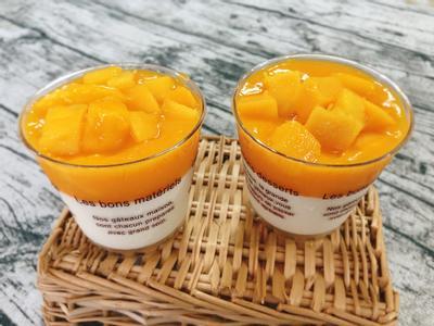 [影片] 芒果奶酪 巧果工作室