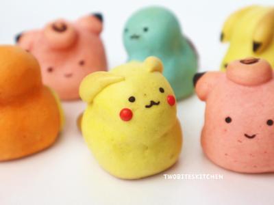 寶可夢燒菓子