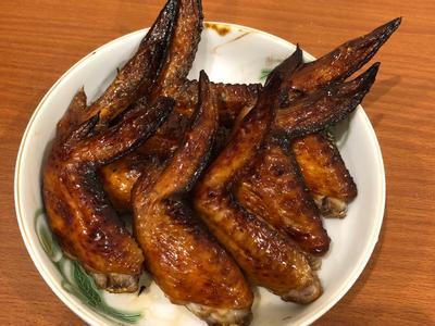 醬烤雞翅 (飛利浦氣炸鍋)