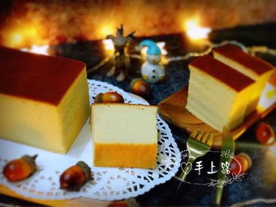 原味蜂蜜蛋糕(木框、分蛋法)
