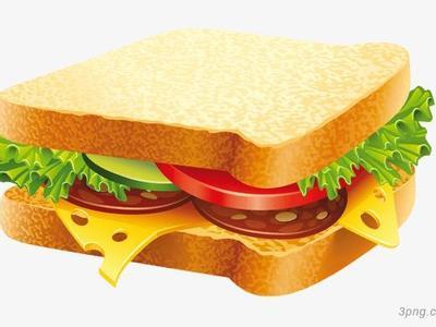 三明治肉片1