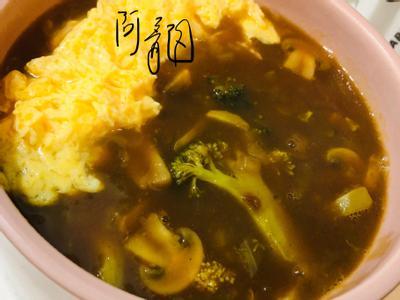 雞肉馬鈴薯咖哩(不辣)
