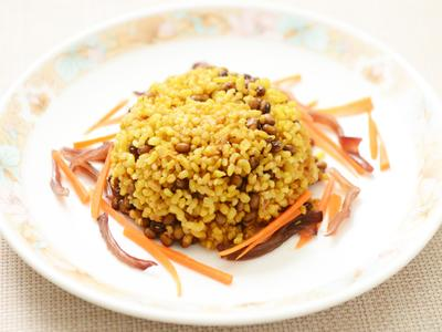 薑黃糙米飯