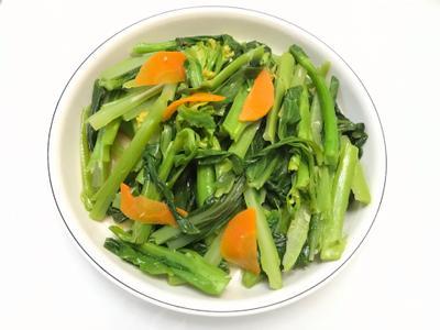 👩🏻🍳炒芥蘭花菜