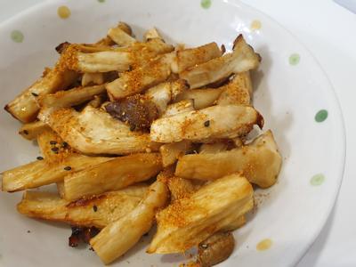 【氣炸鍋】醬燒杏鮑菇