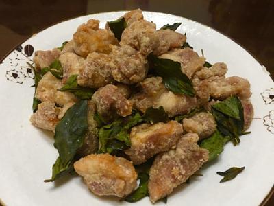 氣炸鍋 鹹酥雞
