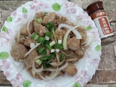 鹹酥雞~中華二店-2 氣炸鍋