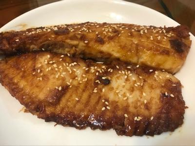 簡易蒲燒鯛魚
