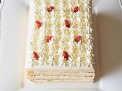 杏仁奶油蛋糕