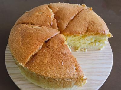 氣炸鍋 戚風蛋糕