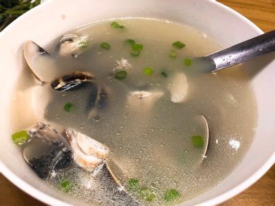 零廚藝鱸魚湯