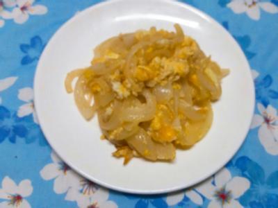 家常菜~洋蔥炒蛋
