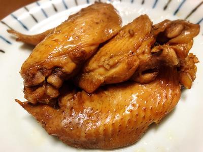 可樂滷雞翅
