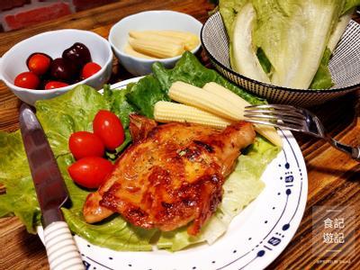 懶人料理/蔥燒雞腿排/原肉合作社