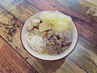 【低蛋白】麻油麵線