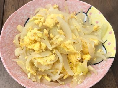 洋蔥🧅炒蛋🥚