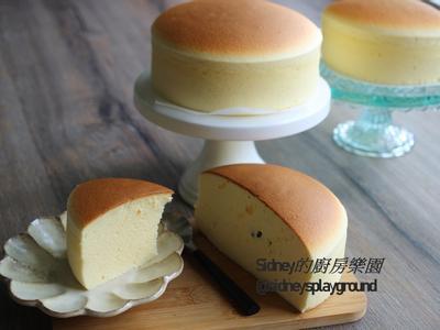 百香果輕乳酪蛋糕