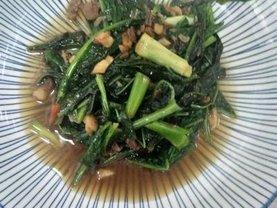 炒XO醬A菜