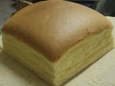 古早味蛋糕 (原味/4顆蛋)