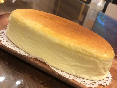 日式輕乳酪蛋糕【烤箱料理】