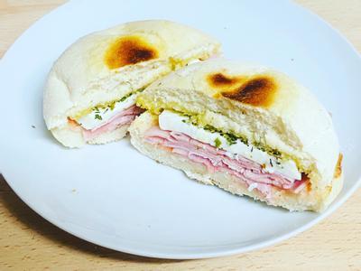 西班牙式早餐 Bocata 三明治