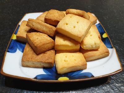 奶油乳酪方塊餅乾