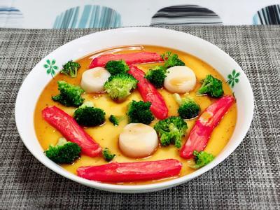 日式蒸蛋(水波爐料理)