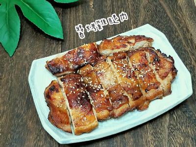 醬烤雞腿肉(氣炸鍋料理)