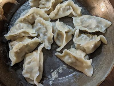 Turk鍋煎餃(失敗)