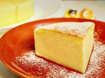 鬆軟綿密♪日式輕乳酪蛋糕