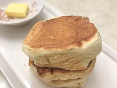 舒芙蕾鬆餅(無泡打粉)