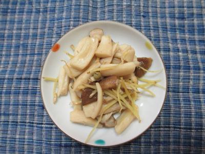 醋煮杏鮑菇