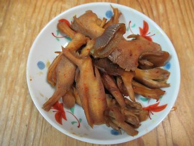 日式味噌舞菇